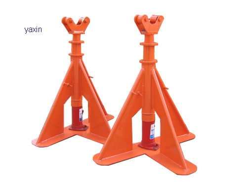 hydraulic cable drum stand
